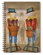 Planter Buddies Spiral Notebook