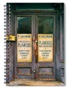 Planters Spiral Notebook