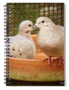 Planting Friendship Spiral Notebook