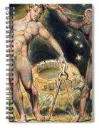 Plate 100 From Jerusalem Spiral Notebook