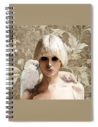 Platinum Friends Spiral Notebook