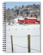 Platt Farm Spiral Notebook