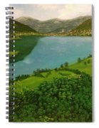 Plav Montenegro  Spiral Notebook