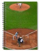 Play Ball Spiral Notebook