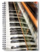 Play It Again Sam Spiral Notebook