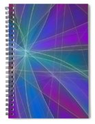 Play Of Colours Spiral Notebook