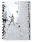 The Joy Of Life Spiral Notebook