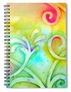 Playful Fancy Spiral Notebook