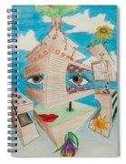 Playground Dreams Spiral Notebook
