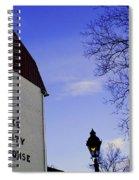 Playhouse Spiral Notebook