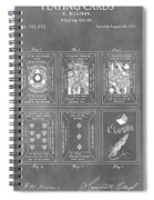 Playing Cards Spiral Notebook
