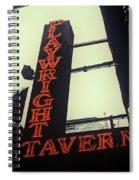 Playwright Tavern Spiral Notebook