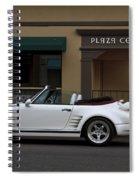 Plaza Central Park Spiral Notebook