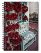 Plaza Gifts Bench Spiral Notebook