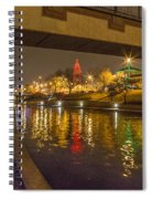 Plaza I Spiral Notebook