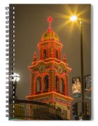 Plaza IIi Spiral Notebook