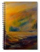 Pleasant Evening Spiral Notebook