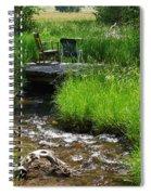 Pleasant Spiral Notebook