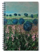 Pleasant Meadows Spiral Notebook