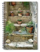 Non Entrare Per Favore Spiral Notebook