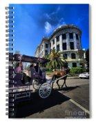 Pleasure Cruise Spiral Notebook