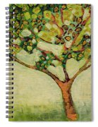 Plein Air Garden Series No 8 Spiral Notebook