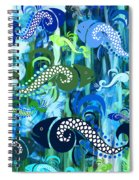 Plenty Of Fish In The Sea 1 Spiral Notebook