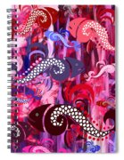 Plenty Of Fish In The Sea 3 Spiral Notebook