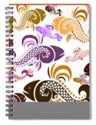 Plenty Of Fish In The Sea 5 Spiral Notebook