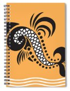 Plenty Of Fish In The Sea 5 Fish Spiral Notebook