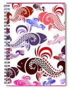 Plenty Of Fish In The Sea 6 Spiral Notebook