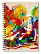 Plenty Of Gifts For Everybody Spiral Notebook