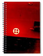 Plimsoll Line Spiral Notebook