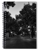Plum Street To Franklin Square Spiral Notebook