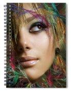 Plumage Spiral Notebook