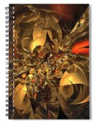 Plundered Treasure 2 Spiral Notebook