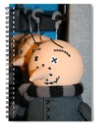 Plush Gru Spiral Notebook