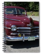 Plymouth Spiral Notebook