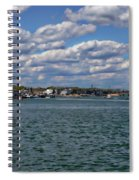 Plymouth Harbor Spiral Notebook