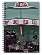 Plymouth Hood Spiral Notebook
