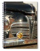 Plymouth Special Deluxe Front Spiral Notebook