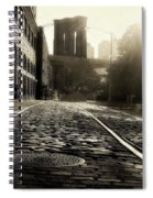 Plymouth Street Spiral Notebook