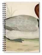 Pochard Spiral Notebook