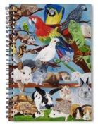 Pocket Pets Spiral Notebook
