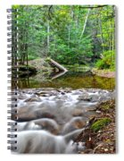 Poetic Side Of Nature Spiral Notebook