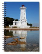 Point Abino Reflections Spiral Notebook