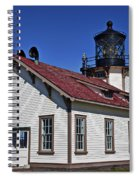 Point Cabrillo Light Station Spiral Notebook