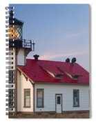 Point Cabrillo Lighthouse Spiral Notebook