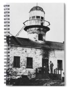 Point Loma Lighthouse Spiral Notebook