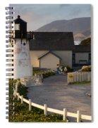 Point Montara Lighthouse  Spiral Notebook